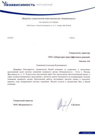 А.Беляков (Независимость)